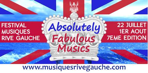 RIVE GAUCHE: ABSOLUTELY FABULOUS MUSIC